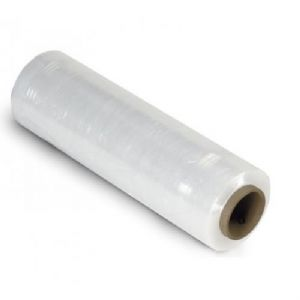 Extended Core Clear Stretch/ Shrink Wrap 400mmx300m